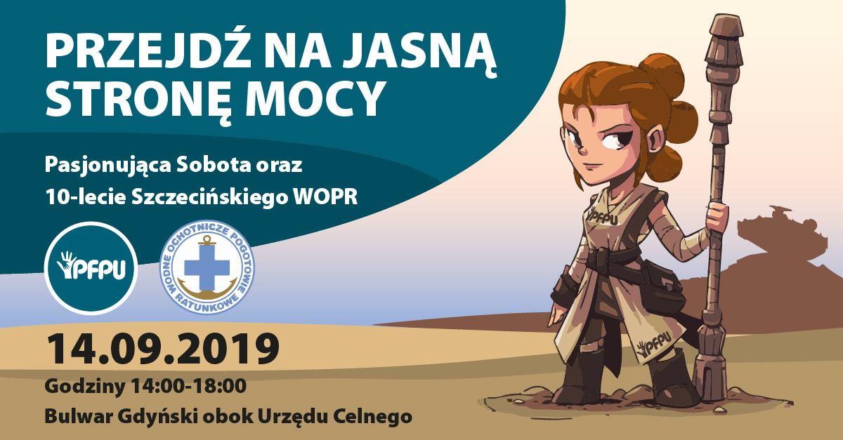 10-lecie Szczecińskiego WOPR