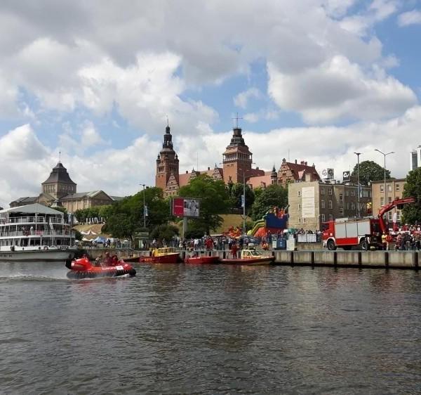 Dni Morza - impreza w WOPR Szczecin