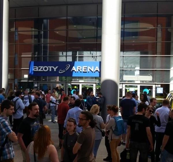 WOPR Szczecin - wydarzenie Azoty Arena Escape
