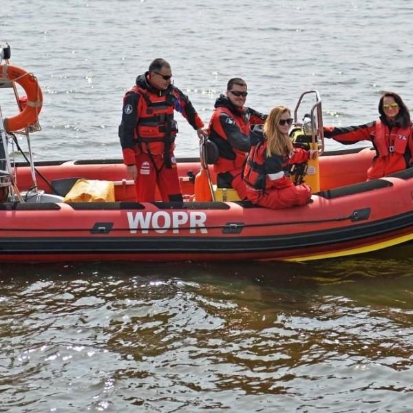 WOPR Szczecin - przygotowania do sezonu letniego