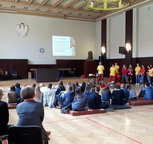 Dzień dla życia 2016 w WOPR Szczecin