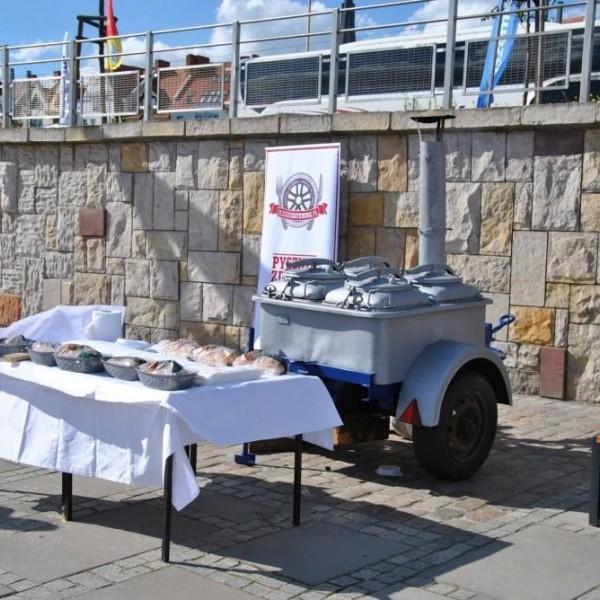 Piknik z WOPR Szczecin