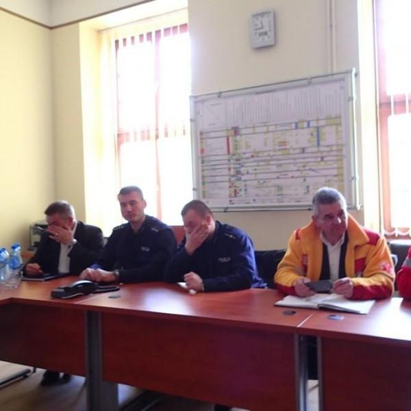 Szkolenie w CKR - WOPR Szczecin