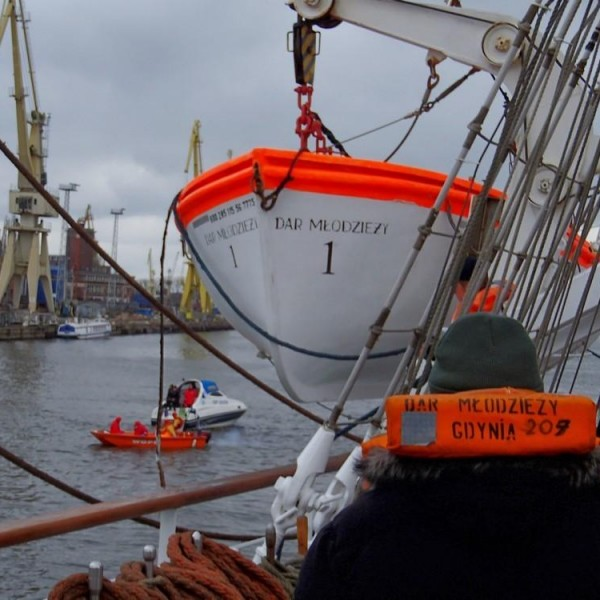 Tall Ship Races 2013 - impreza w WOPR Szczecin