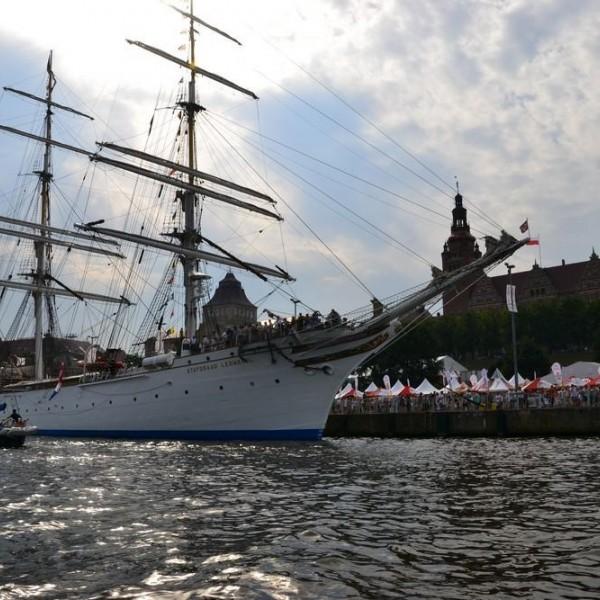 Tall Ship Races 2013 - impreza w WOPR Szczecin