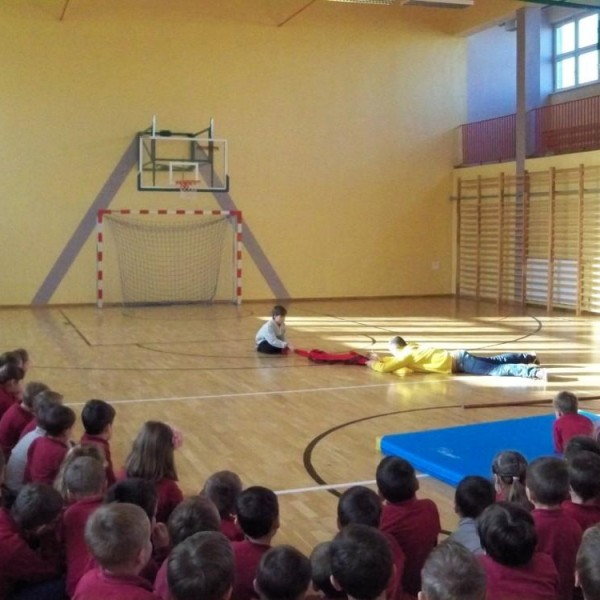 Bezpieczne Ferie 2014 - WOPR Szczecin