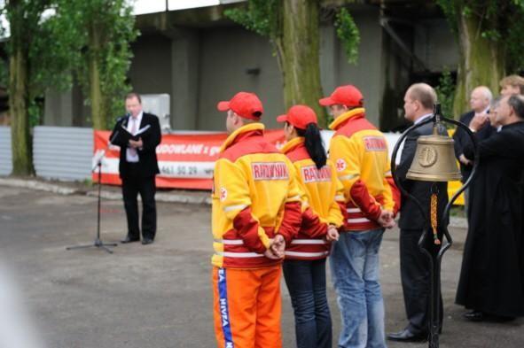 Ćwiczenia grup operacyjnych w WOPR Szczecin