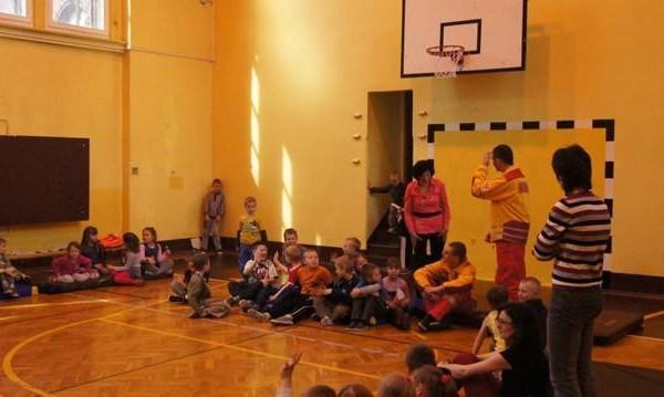 Spotkania najmłodszymi w WOPR Szczecin