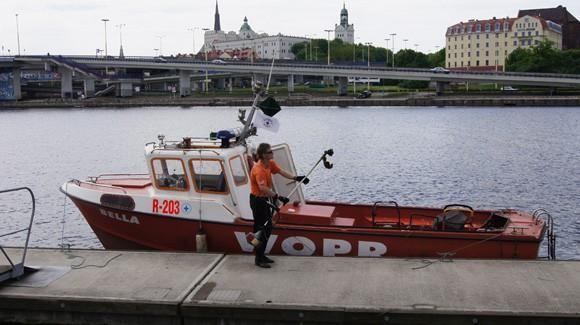 Wydarzenie Bielawa -  maj 2012 w WOPR Szczecin